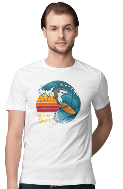 акула серфер