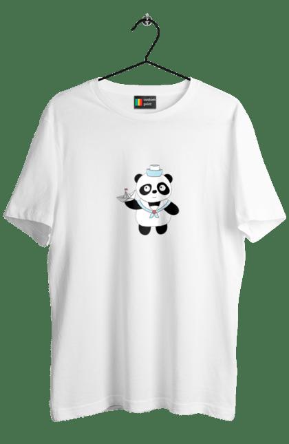 Панда моряк