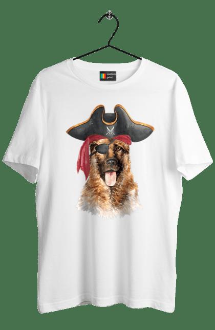 Вівчарка пірат з язиком