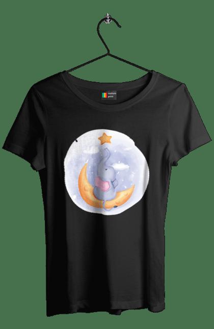 Elephant with an asterisk