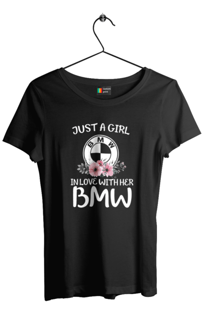 Just a girl BMW