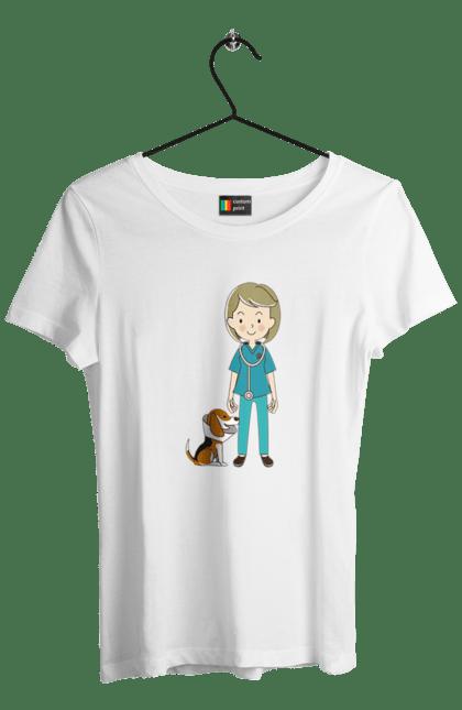 Дівчина Ветеринар
