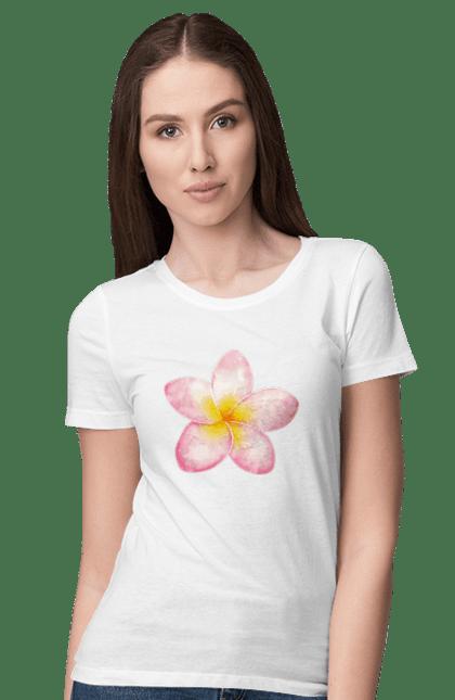 Рожева квітка 2