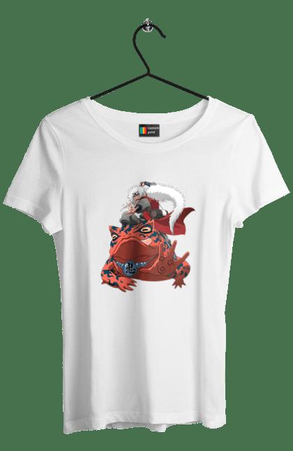 Футболка жіноча з принтом Джирайя CustomPrint.market