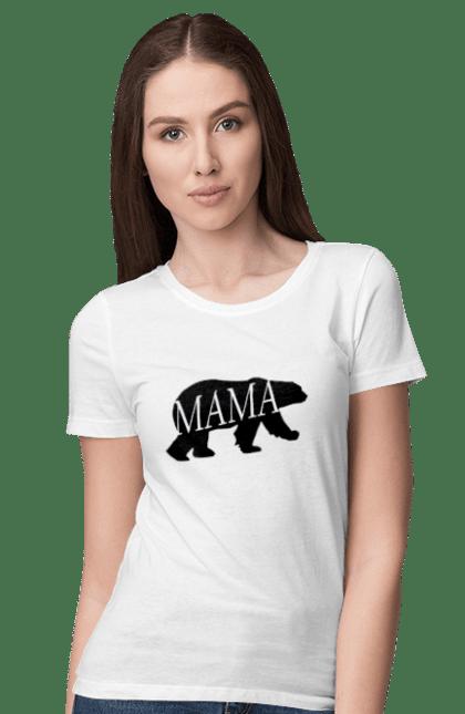 мама ведмідь