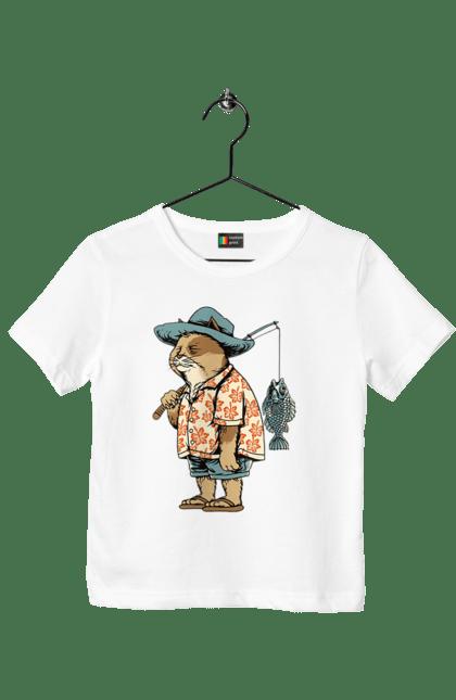 Кот Рибак