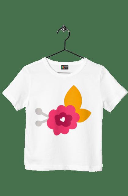 Квіточки сердечко