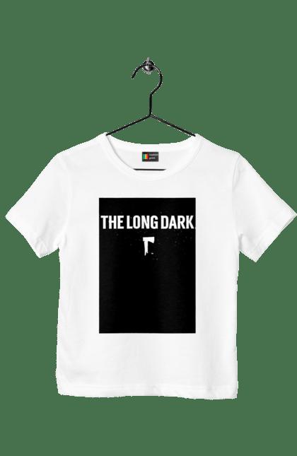Футболка дитяча з принтом The Long Dark CustomPrint.market