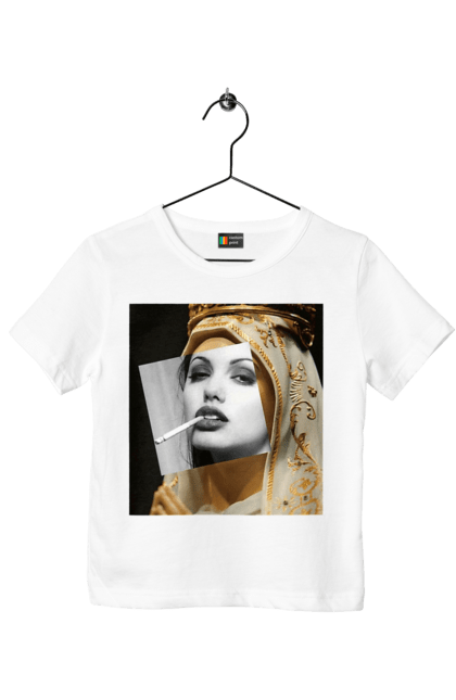 Картина З Кадром Анджеліна Джолі